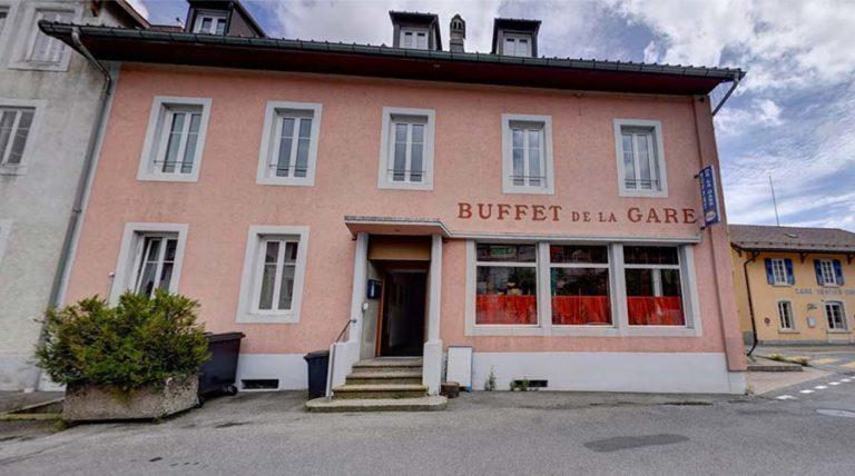 Restaurant Buffet de la Gare au Sentier