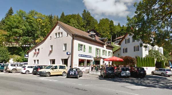Restaurant La Gloriette au Village du Sentier